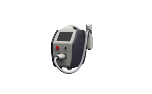 Q- switched yag laser