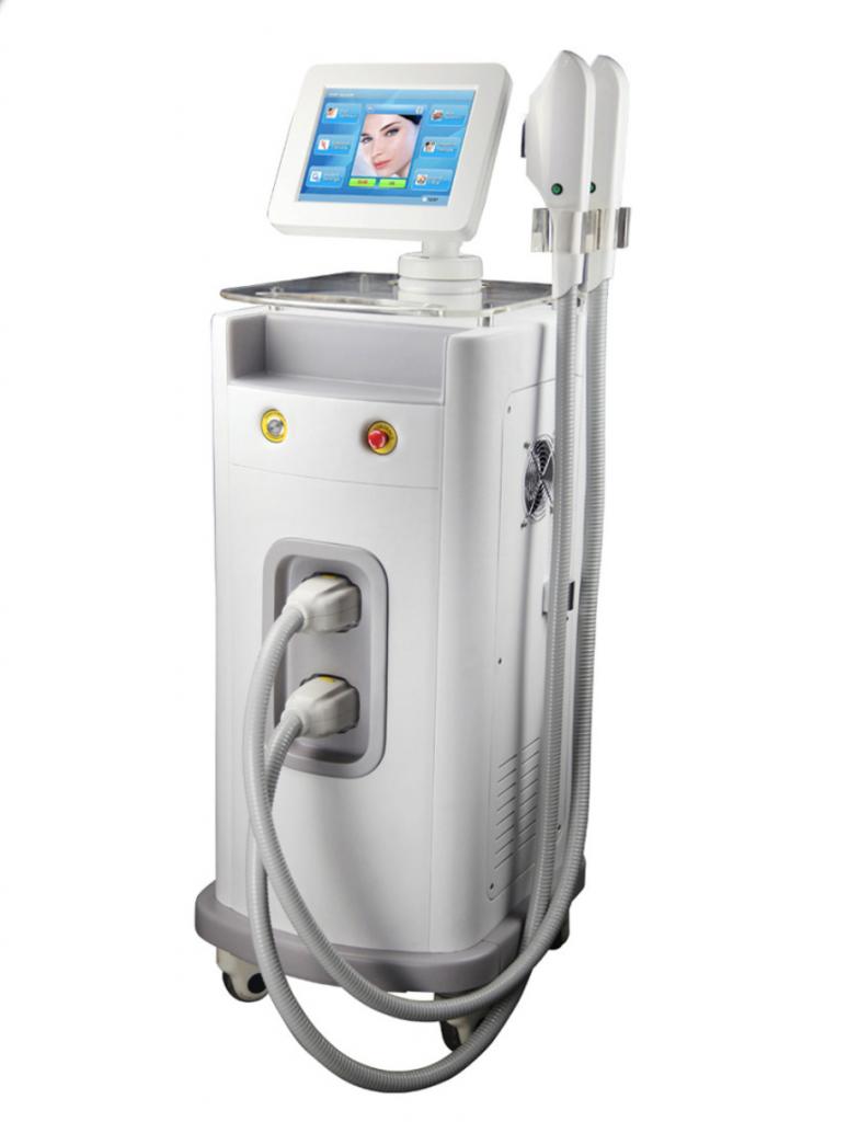 Köp klinikutrusning, Köp SHR IPL, Hårborttagningmaskin, Maskin för hudföryngring